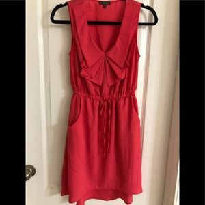 ❤️ 3/20 coral dress Be Bop
